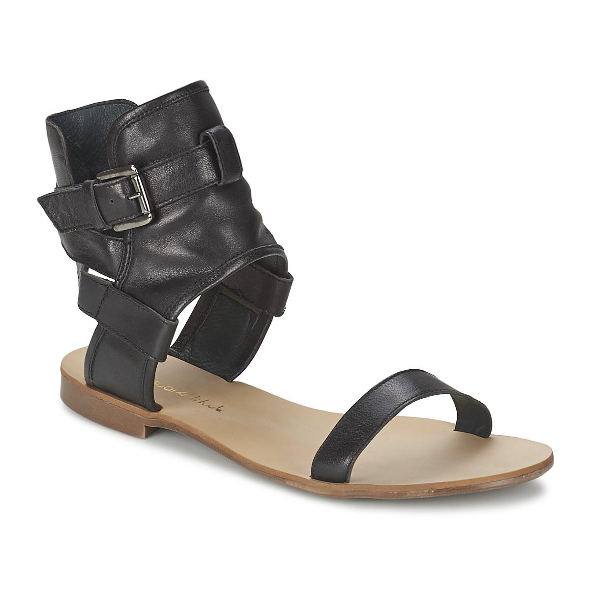Sandale Casual Attitude PANTOLA Noir