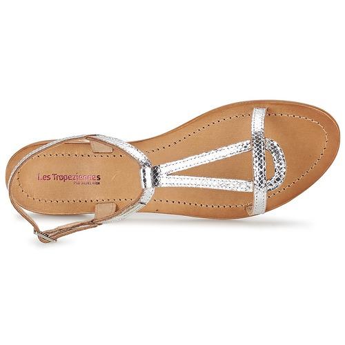 M Et Par Femme ArgentSerpent pieds Belarbi Nu Les Tropéziennes Chaussures Sandales Hamat QrodexBCW