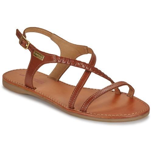 Sandale Les Tropéziennes par M Belarbi HANANO Tan 350x350