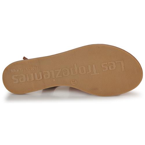 Femme pieds Sandales Les Et Par Nu Hanano Tan Tropéziennes M Belarbi XuPkTOZiw