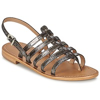 Chaussures Femme Sandales et Nu-pieds Les Tropéziennes par M Belarbi HERCRIS Argent