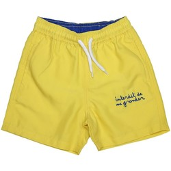 Vêtements Garçon Shorts / Bermudas Interdit De Me Gronder Short de Bain Player Rouge