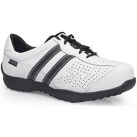 Chaussures Homme Baskets basses Calzamedi CHAUSSURES DIABETIC SPORTS BLANC
