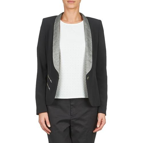 VIOLON  One Step  vestes / blazers  femme  noir
