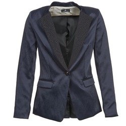 Vêtements Femme Vestes / Blazers One Step VOICE Marine