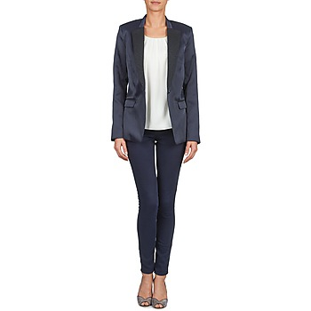 Femme VestesBlazers Step Vêtements One Voice Marine OwPk0N8nXZ