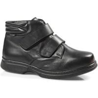 Chaussures Homme Boots Calzamedi BOTTES  GALATHEA BLACK