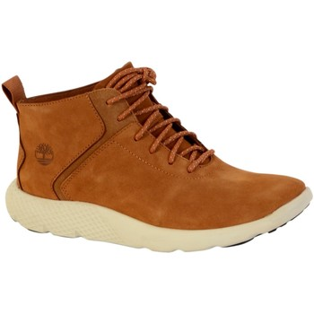 Chaussures Homme Baskets montantes Timberland Chaussure  Flyroam Super Ox Marron
