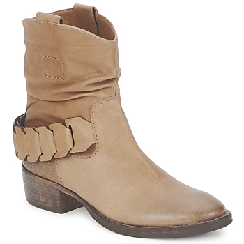 Boots / Chaussures montantes Kennel + Schmenger SAMBA WEST Truffle                        350x350