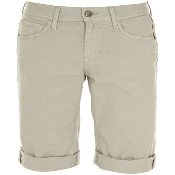 Vêtements Homme Shorts / Bermudas Meltin'pot PRESTON Greige