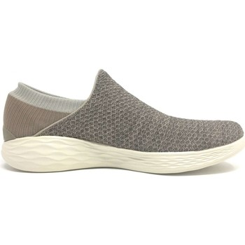 Chaussures Skechers 14951/TPE Slip On Femme Taupe