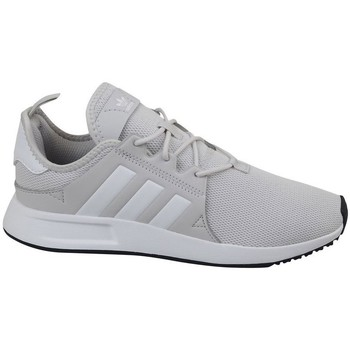 Chaussures Enfant Baskets basses adidas Originals X Plr C Gris