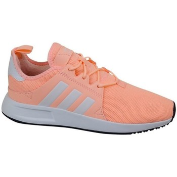 Chaussures Femme Baskets basses adidas Originals X Plr J rose