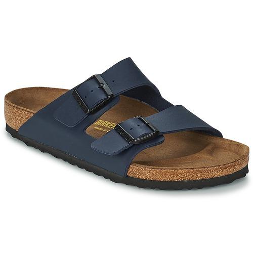 Chaussures Homme Mules Birkenstock ARIZONA LARGE FIT Bleu