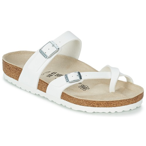 Chaussures Femme Running / trail Birkenstock MAYARI WHITE