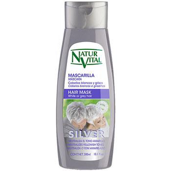 Beauté Femme Soins & Après-shampooing Naturaleza Y Vida Masque Silver White Or Gray Hair  300 ml