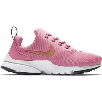 Chaussures Femme Baskets basses Nike PRESTO FLY Rose