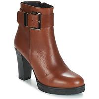 Chaussures Femme Bottines Betty London JARAMBOLE Marron