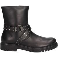 Chaussures Fille Bottes ville Romagnoli 2727-601 NERO Noir