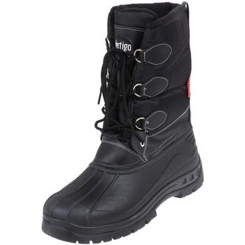 Chaussures Homme Bottes de neige Alpes Vertigo Busi noir botte neige Noir