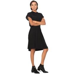 Vêtements Femme Robes courtes Minimum KIRSA Noir