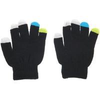 Accessoires textile Garçon Gants Marlybag Tactoo noir gant jr Noir