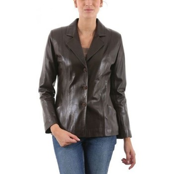 Vêtements Femme Elue par nous Giorgio Sandrine Marron Marron