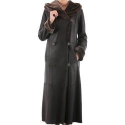 Vêtements Femme Manteaux Giorgio Lohanat Noir Noir