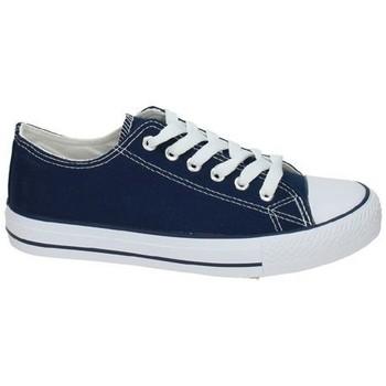 Chaussures Femme Baskets basses Demax  Bleu