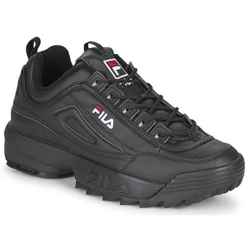 chaussure fila disruptor homme noir