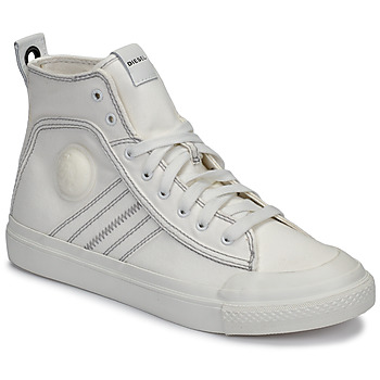 Chaussures Homme Baskets montantes Diesel S-ASTICO MID LACE Blanc