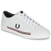 Chaussures Homme Baskets basses Fred Perry B722 Blanc