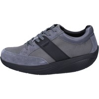 Chaussures Femme Baskets basses Mbt sneakers gris textile daim performance BT41 gris