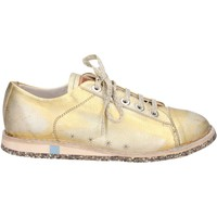 Chaussures Femme Baskets basses Moma sneakers or cuir BT46 or