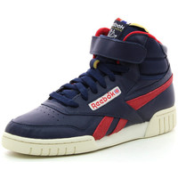 Chaussures Homme Baskets montantes Reebok Sport Exofit Hi Vintage Navy / Red