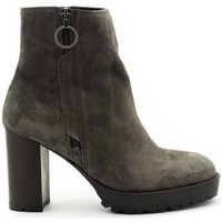Chaussures Femme Bottines Alpe 35661134 Gris