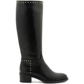 Chaussures Femme Bottes ville Alpe 38250405 Noir