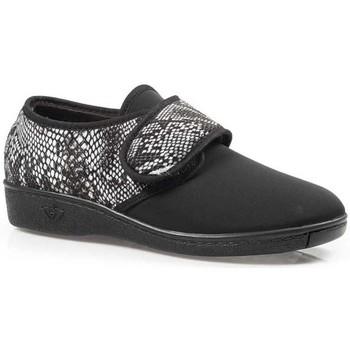 Chaussures Femme Mocassins Calzamedi CHAUSSURES CONFORT  3034 ESCAMAS