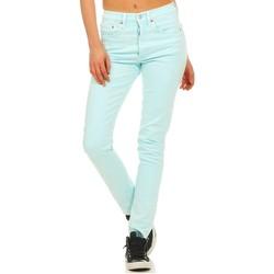 Vêtements Femme Jeans skinny Levi's 501 Ice Aqua