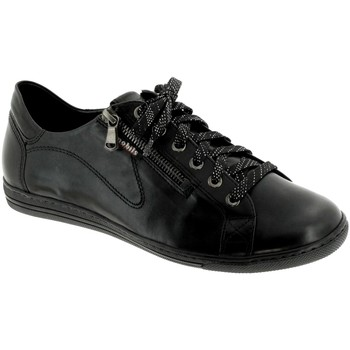 Chaussures Femme Baskets basses Mobils By Mephisto HAWAI Noir cuir