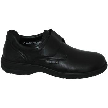 Chaussures Homme Mocassins Mephisto Delio Noir cuir