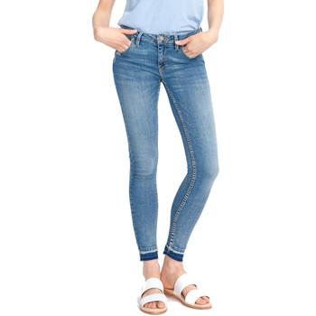 Vêtements Femme Jeans skinny Reiko LILY DENIM M-56 Bleu