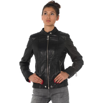 Veste Rose Garden MOMY COW AIR MILLED BLACK