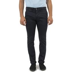 Vêtements Homme Pantalons cargo Le Temps des Cerises pantalons  jas 3 bleu bleu