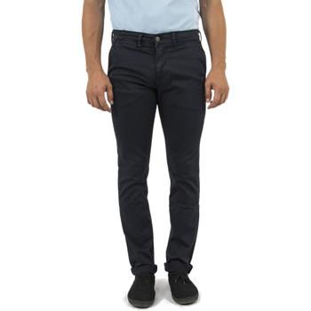 Vêtements Homme Pantalons cargo Le Temps des Cerises jas 3 bleu