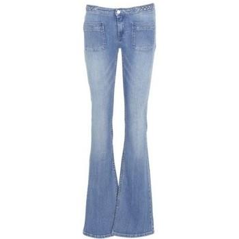Vêtements Femme Jeans bootcut Reiko PERLA DENIM B-63 Bleu