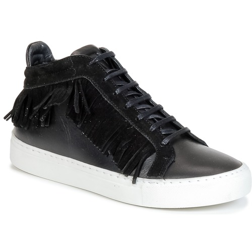 Chaussures Femme Baskets montantes Paul & Joe PAULA Noir