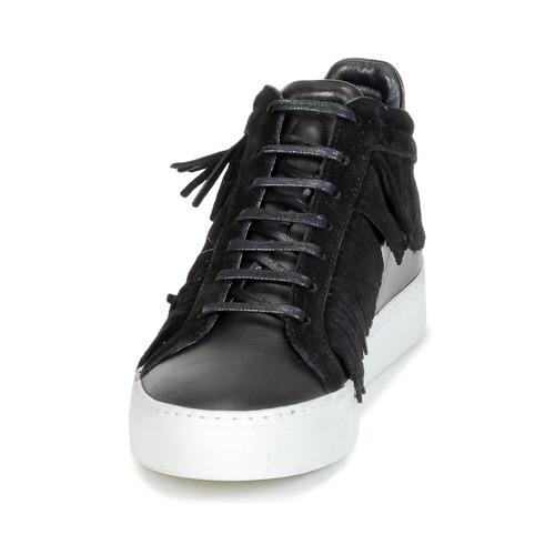 Chaussures Noir Joe Montantes Paula Femme Paulamp; Baskets RL4j5A