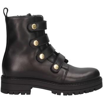 Chaussures Enfant Bottes ville Jarrett J3TR0054 Noir