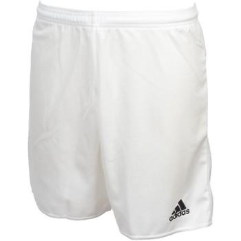 Vêtements Homme Shorts / Bermudas adidas Originals Parma blanc uni short Blanc